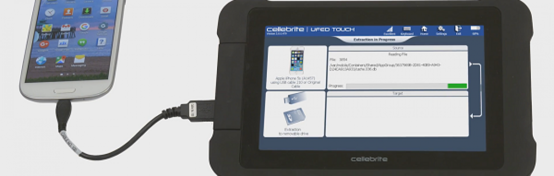 Cellebrite UFED Touch 2 – Review